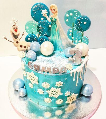 Торт на заказ от 200 грн за кг