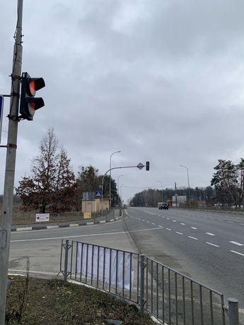 Земля промышленного назначения фасад Варшавки можно частями