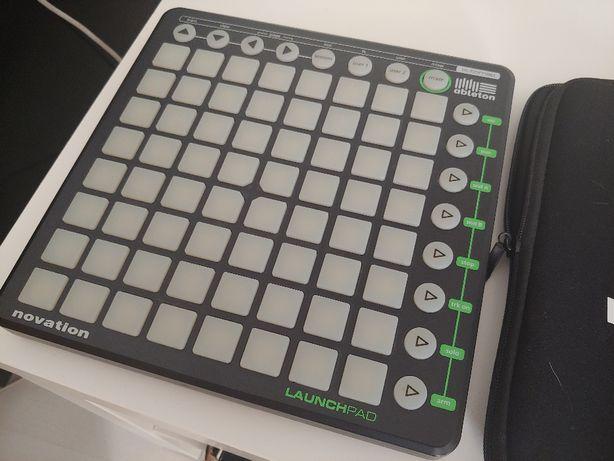 Novation Launchpad MK1 + case