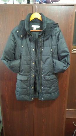 H&M демисезонная куртка 34 размер женская подросток