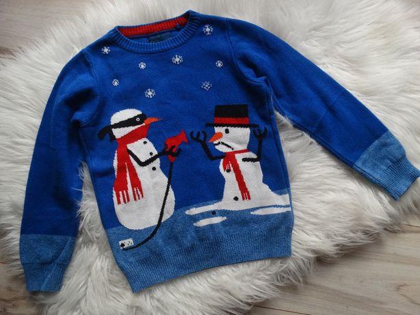 next sweterek świąteczny