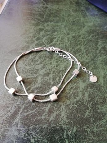 srebrna bronsoletka -krvk