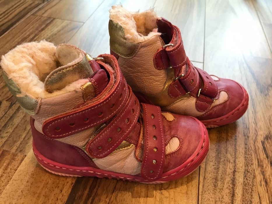 Buty dziecięce zimowe Antylopa rozmiar 25 Wieliczka - image 1
