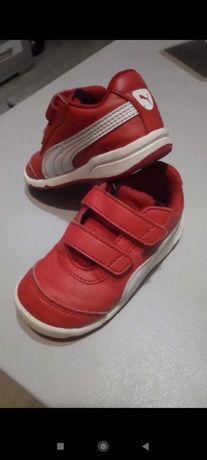 Buty puma dla dziewczynki róż 25