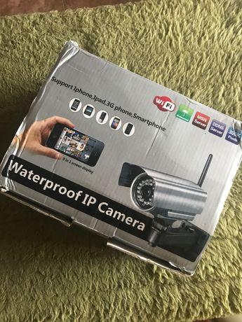 Waterproof IP Kamera