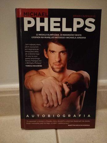 Autobiografia Michael Phelps