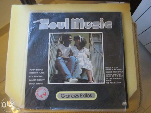 LP Soul Music