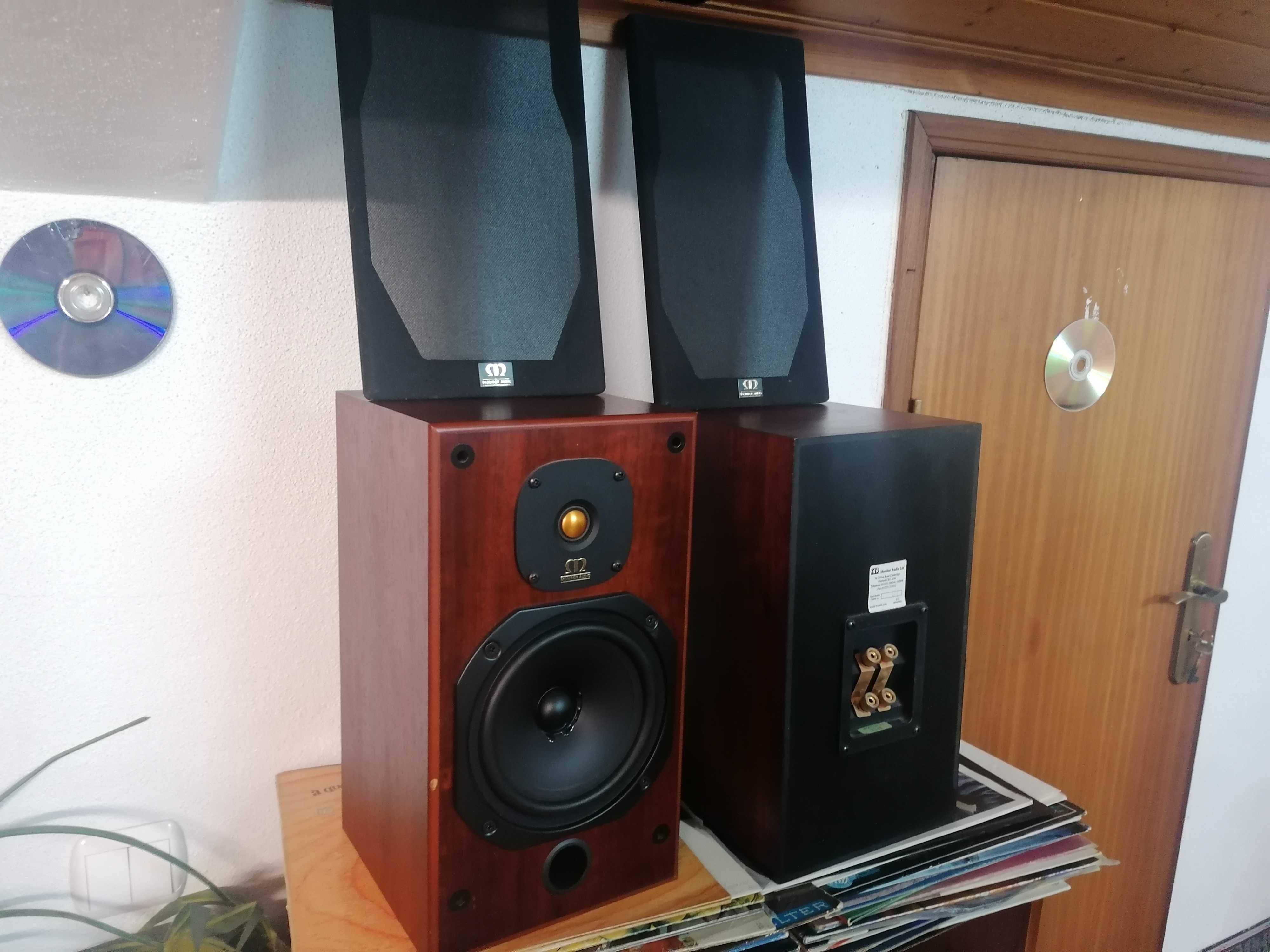 Colunas Monitor Audio 2.5 GOLD