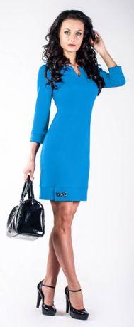Платье плаття купить с брошкой плаття 42-52 р
