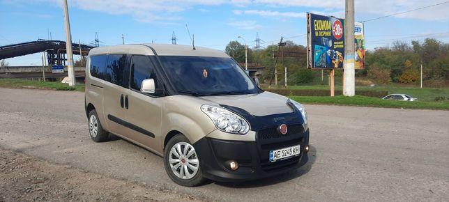 Fiat Doblo Maxi 2011гв