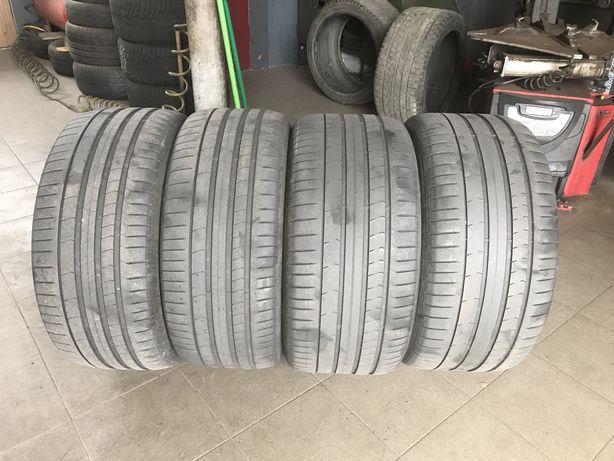 Шини Pirelli різноширокі 315/35/20 і 275/40/20
