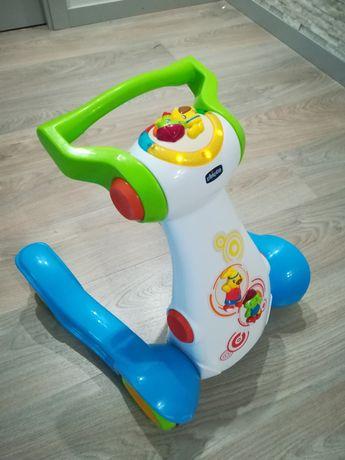Chicco Jogging Ergo Gym andarilho para bebés