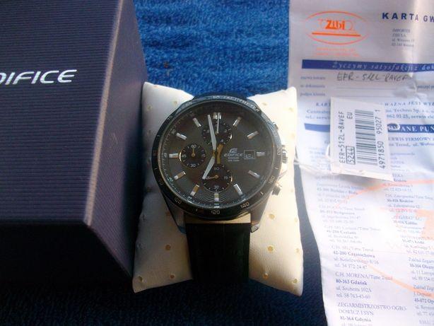 Zegarek męski Casio Edifice EFR-512L Chronograph