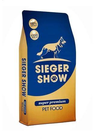 SIEGERSHOW - manutenção - Sieger show Pastor alemão