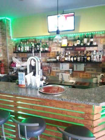 Trespasse Restaurante Bar em Lourosa