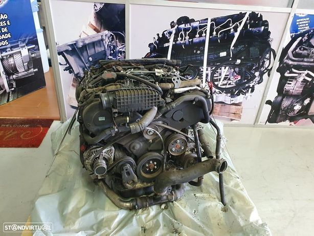 Motor Jaguar XF 2.7D 2008 de 207cv, ref AJD