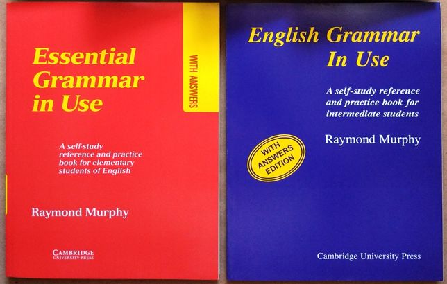 Мерфи Murphy Essential Grammar In Use English Grammar in Use 1и2ч