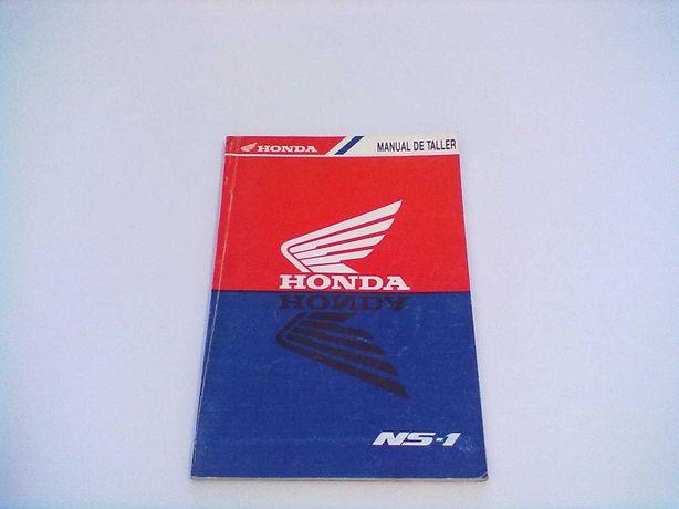 Manual Técnico Oficial Honda NS-1
