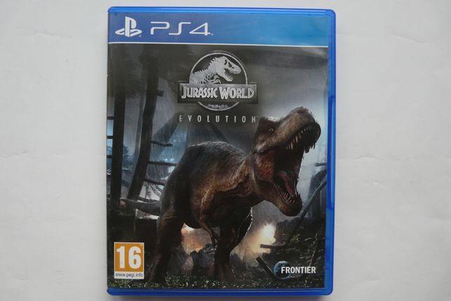 Gra PS4 Jurassic World Evolution
