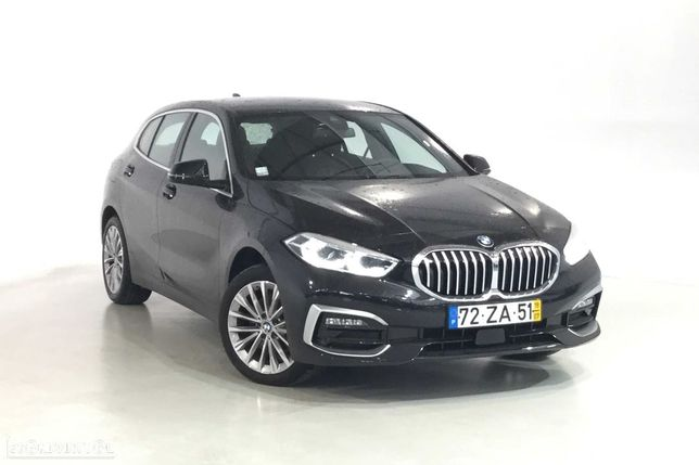 BMW 116 (116 d Line Luxury)