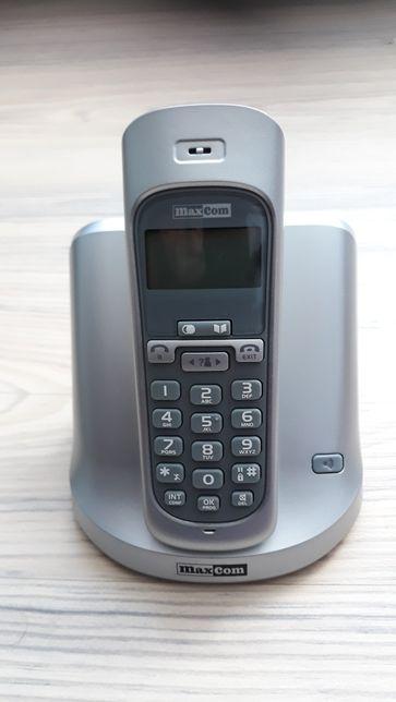 Telefon stacjonarny bezprzewodowy MaxCom NOWY!!!
