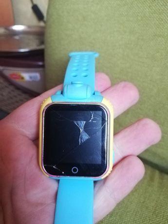 Детские smart часы с GPS и камерой