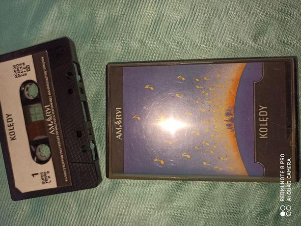 Amaryl koledy kaseta magnetofonowa