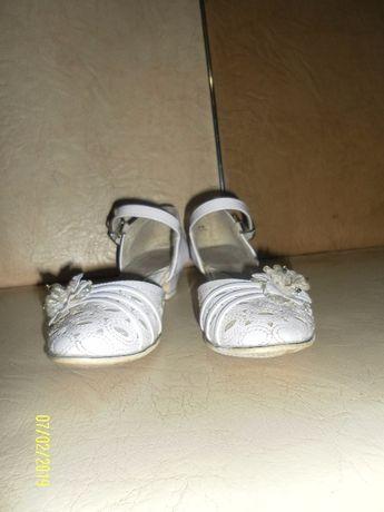 Нарядные туфли 28 размер