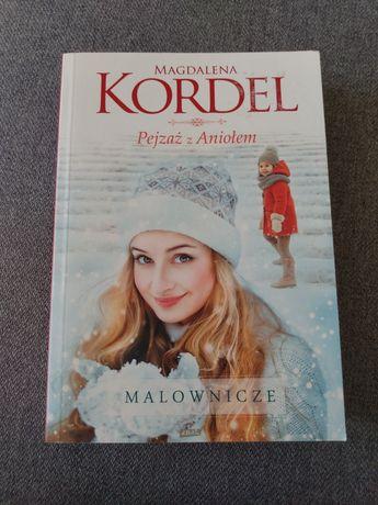 Pejzaż z Aniołem - Magdalena Kordel