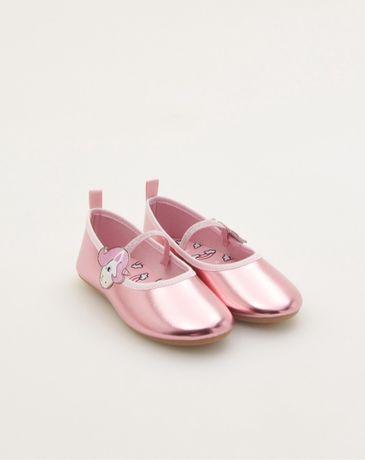 Балетки, туфельки, чешки Sinsay