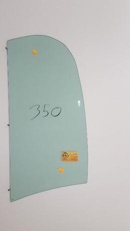 Wacker Neuson 2503 RD 2006r szyba lewa za drzwiami