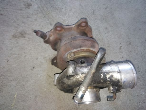 Subaru turbosprężarka TF035 Forester turbo