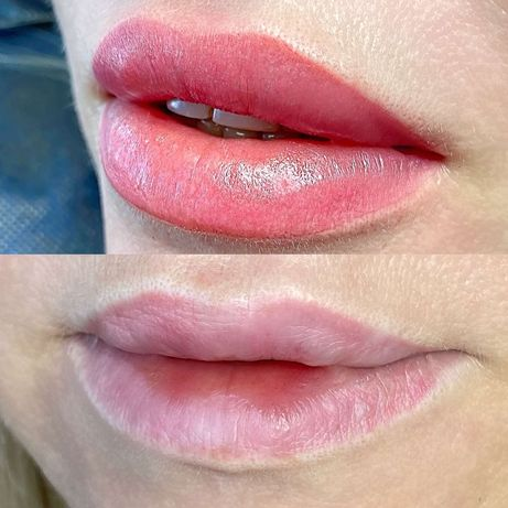 Перманентный макияж 700грн Перманент бровей,губ Межресничная стрелка