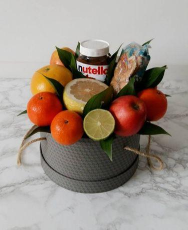 Солодкі букети/з цукерок/фруктові/шоколадні/з печива/м'ясні