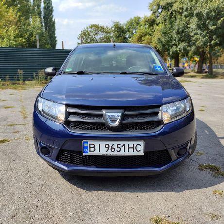 Dacia Sandero 2014 год