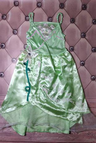 Карнавальное платье принцессы Тианы / disney store