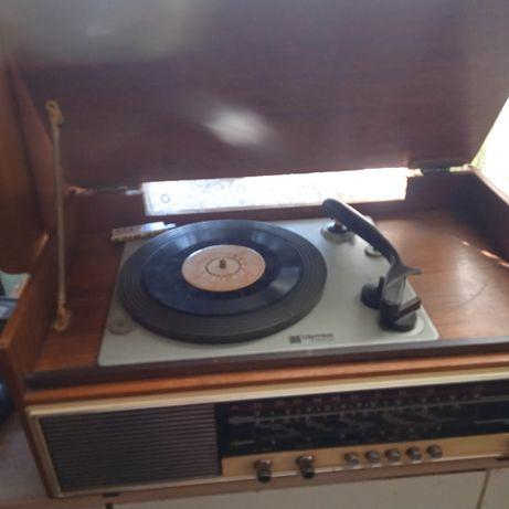 Radio gramofon unitra