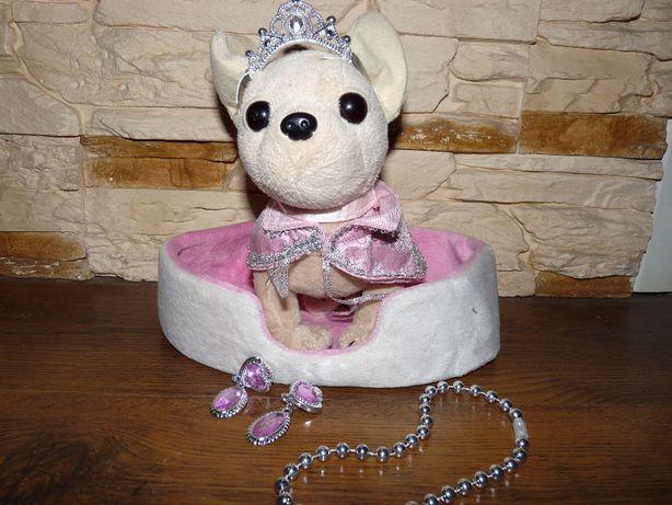 Piesek Chi Chi Love PRINCESS Simba