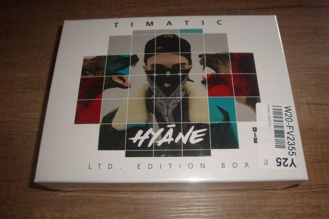 Timatic - Hyane (Box) 2CD + DVD + Czapka + Bandana Hip Hop
