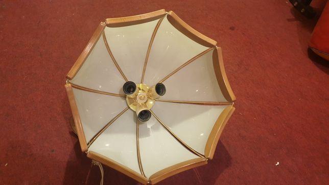 Lampa zyrandol do salonu na 3 żarówki