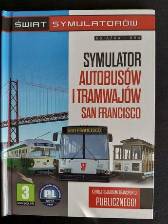 Symulator autobusów i tramwajów San Francisco