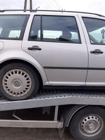 Drzwi Prawe Tył Tylne Volkswagen VW Golf 4 Kombi