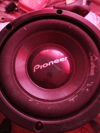 Subwoofer amplificador pionner