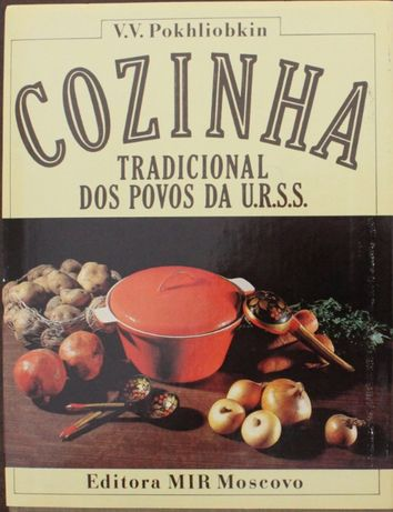 Cozinha Tradicional dos Povos da URSS