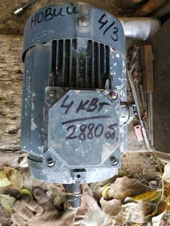 Електродвигун продам