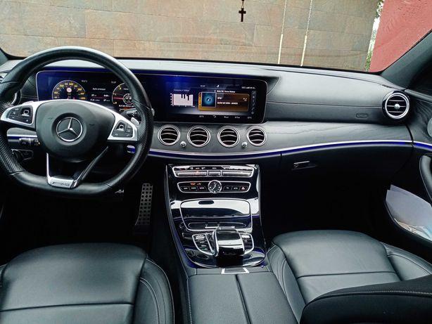 Mercedes E 350d AMG full extras