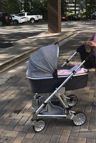 Идеальная Коляска детская 2в1 Mamas&Papas
