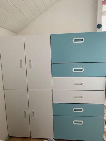 Meble Stuva- Ikea