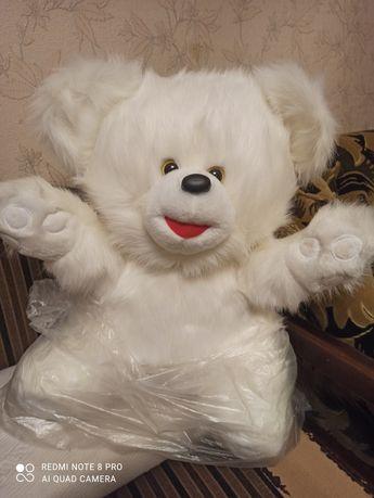 Мягкая игрушка,белый мишка