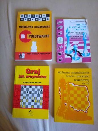 Książki szachowe